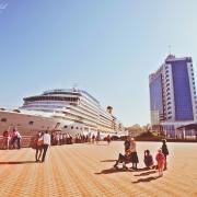 Costa Deliziosa; Odessa