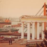Колоннада Одесса