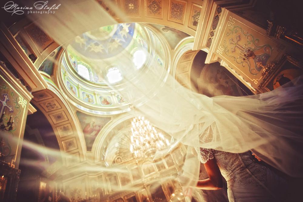 Свадьба фотограф Одесса венчние